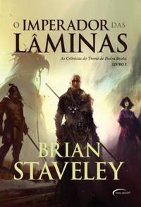 Capa do livro O Imperador das Lâminas