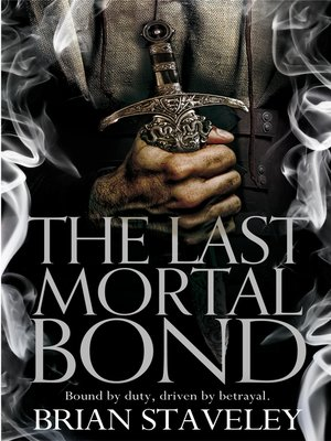 Capa de The Last Mortal Bond